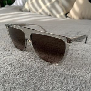Celine Shadow Flattop Sunglasses